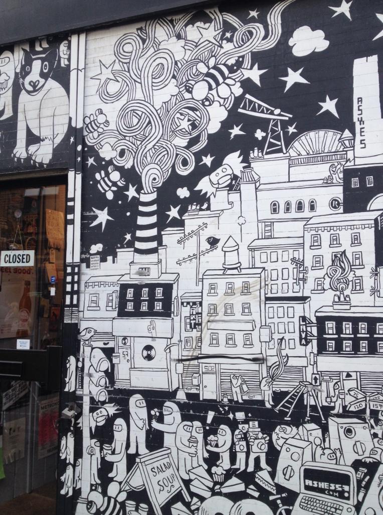 Amy in London 22